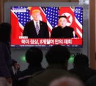 Cập nhật: Ông Trump và ông Kim Jong Un sẽ họp 1-1 trong 15 phút