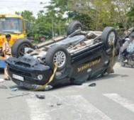 Không thắt dây an toàn, tài xế ô tô bị phạt bao nhiêu tiền?