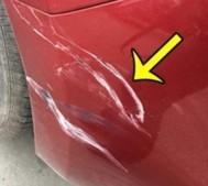Xóa vết xước xe ô tô dễ dàng chỉ trong 30 giây