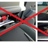 Bình chữa cháy trên xe ô tô có thể nổ hay không?